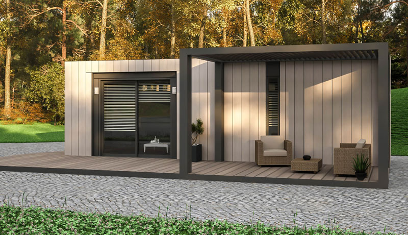 Bauhu smart care pods for residential care