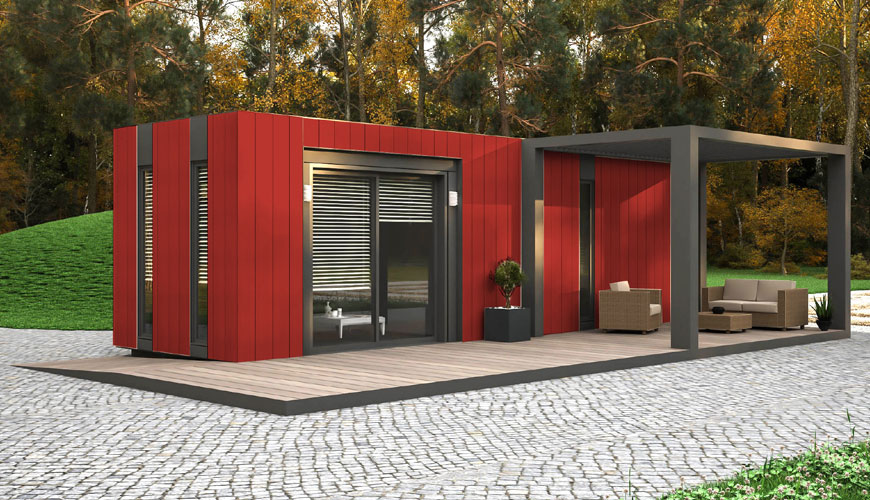 Portable care buildings for the residential care industry, smart care pods